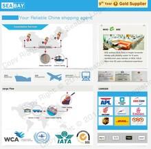 Reliable international busan korea shipping agent