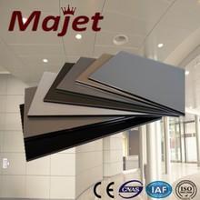 2015 hot sale Aluwecan aluminum composite panel pofessional manufacturer