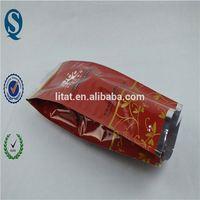 plastic food packaging coffee bag