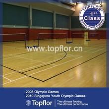 PVC Badminton Court Mat for Indoor Sports Hall