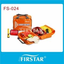 2014 version DIN13164 standard roadside car emergency survival kit