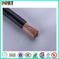 UL 3213 600V 150C silicone rubber copper wire 2 AWG
