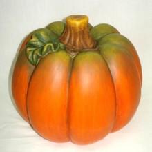 Ceramic pumpkin for Halloween
