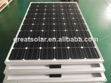 best price 200w Mono solar panelv high efficiency pv module made in China