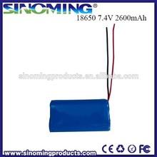 Li-ion battery 7.4V HJL battery