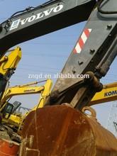 Second hand Volvo EC360BLC crawler excavator used condition Sweden made ec460blc volvo excavator with hydraulic engine for sale