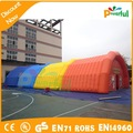 Melhor venda grande barraca de camping, de grama inflável barraca da abóbada, barraca inflável para eventos