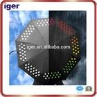 2015 manufacturer china wet change color magic umbrella