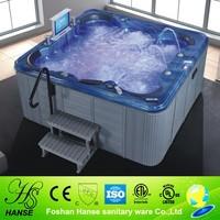 SPA-016 massage bathtub outdoor whirlpool bathtub hot tub sex