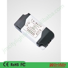 3-7w ON/OFF color temperature adjustbale dimming led driver