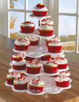 27 Count Plastic Cupcake Dessert Stand