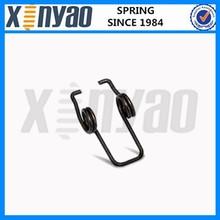 Custom torsional spring loaded switch spring