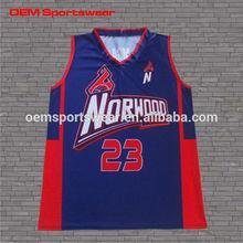 Latest basketball uniform wholesales custom basketball uniform design