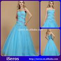 personalizar sweetheart backless sereia de contas de cristal azul royal e branco vestidos de casamento da turquia