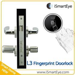 Fingerprint Digital Door Lock Outdoor Fingerprint and Remote Open