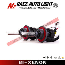 Factory direct hid bi-xenon bulbs headlight projector lens h7/h7 hid bulbs high and low/best xenon bulb with LIFETIME warranty