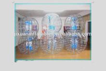 2014 Hot bubble footballs, bubble soccers, cheap bumper balls