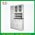 2015 novo produto bonita carved home móveis armários de cozinha