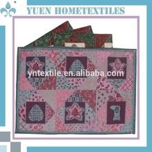 Top Grade Home Textile Jacquard Table Plate Mat