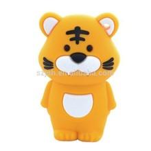 fashion tiger super mini custom usb,usb drives cheap design top sale