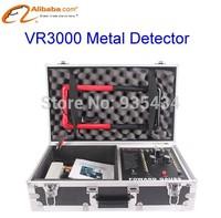 30M Long Range Professional Gold / Diamond / Metal Detector VR3000 Good Partner for Treasure Hunter