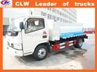 Dong feng 6 wheeler live fish tanker truck 6 wheeler live fish transport truck DongFeng
