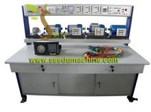 Didactic Equipment Machine Training Workbench Educational Training Equipment for engineering training center