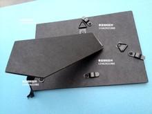 black mdf board strut backs moulding picture frame
