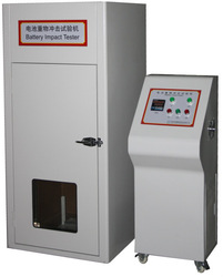 ANSI/UL 1642, ANSI/UL 2054 battery safety testing impact test equipment