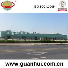 Quality warranty prefabricated warehouse service life