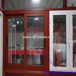 Foshan Zestop factory good price wholesale aluminium sash window