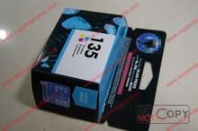 Color original ink cartridge for HP 135 (C8766H) 16.5ml