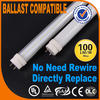 NEW PRODUCT 9W 60cm Instant fit tube Ballast Compatible T8 chinese tube