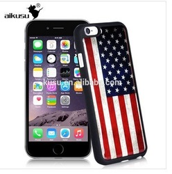 Cheap mobile phone for iphone 6 case full color printing
