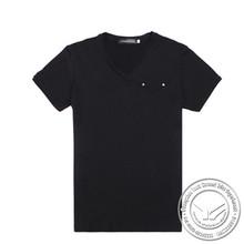 160 grams wholesale spandex/polyester high quality child tshirt