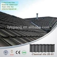 best cost- effective Villa and slope monier concrete roof tile