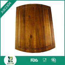 China supplier acacia wood cutting board