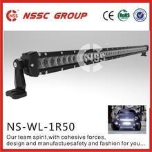 High power 50inch 500w led light roof bar, led spot light 500w with lifetime warranty