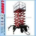 Lisjy0.3- 12idraulico a pantografo mobili ascensore ponteggio