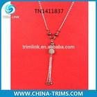newest fashion style acrylic necklace TN201411837