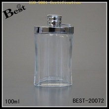 Alibaba wholesale fancy 50ml luxury empty glass perfumes bottles with cap pump sprayer bottle china manufacturer