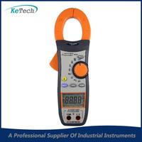 TM-2011 Data Hold, Peak Hold, Min/Max, Autoranging Handheld AC Digital Clip-on Table Tester Clamp Meter