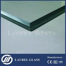 tempered laminated glass bloc/gorilla glass/toughened glass building