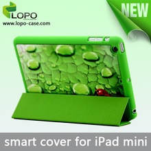 Best seller high quality sublimation Smart case for iPad Mini 1/2/3