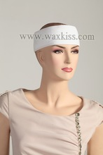 Velcro disposable headband/ nonwoven handband/HAIRBAND