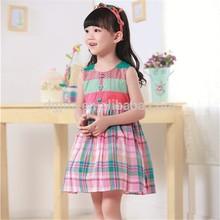 Summer dresses korean style / Kids summer clothes / Girl dress princess