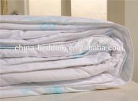 100% Luxury Silk Jacquard Duvet White Color