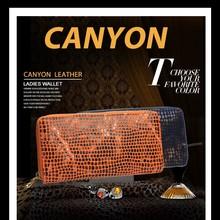 2015 latest fashion women leather wallet