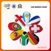 Marketing Stretchable National Custom Car Mirror Cover