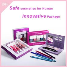OEM nail polish set, gel nail polish set nail polish wholesale magic makeup blush powder brush
